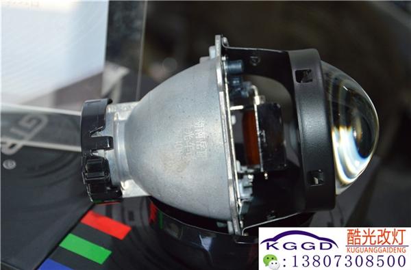 GTR双光透镜